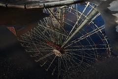 """""""broken ferris wheel"""" (Feroswelt) Tags: park wheel moscow ferris april 2009"""