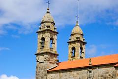 Campanario cambados (Darkmelion) Tags: galicia viajes turismo pontevedra campanario sanbenito cambados espaa españa