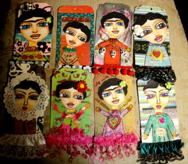 Art Doll Tags