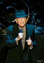 Leonard Cohen @ The Paramount Theater in Oakland