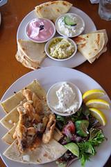 Greek lunch