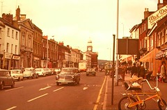 Bridport 1970s (emmdee) Tags: dorset 1970s bridport raleighchopper
