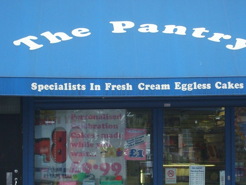 Specialists In Fresh Cream Eggless Cakes