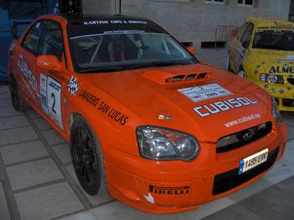 XXXVI Rallye Costa de Almería – Ciudad de El Ejido 2009
