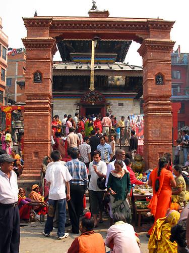 Of religion, Kathmandu, Nepal by Happy Sleepy.