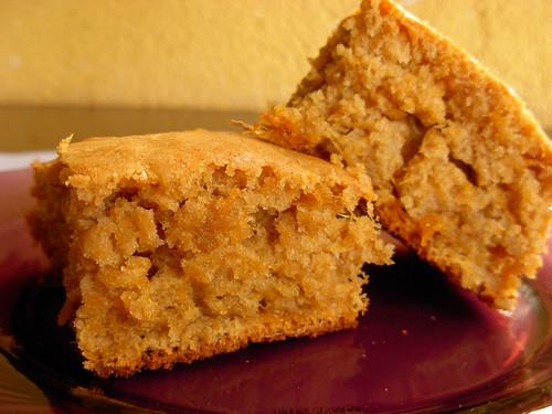 Ginger-Mango Coffee Cake