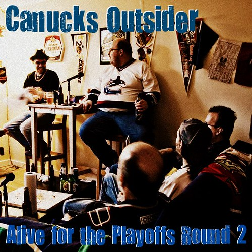 Canucks Outsider Alive for the Playoffs - Round 2