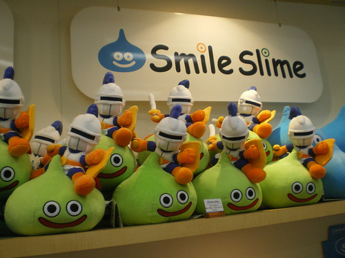 Toneladas de Slimes!