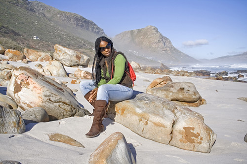 Family day out in Cape Peninsula