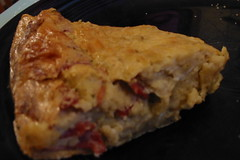 Bacon Quiche Pie
