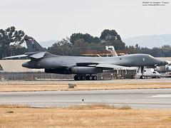 "B-1  ""Justice"" (Ktrajanophotography) Tags: klgb longbeachairport b1b 34thbstbirds"