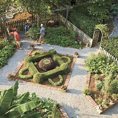 veg garden, southernliving 2