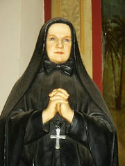 Mother Cabrini at St. Peter & St. Paul San Fra...
