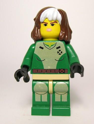 Marvel Rogue custom minifig