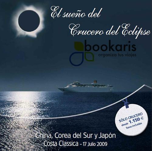 Gran oportunidad: El crucero del Eclipse