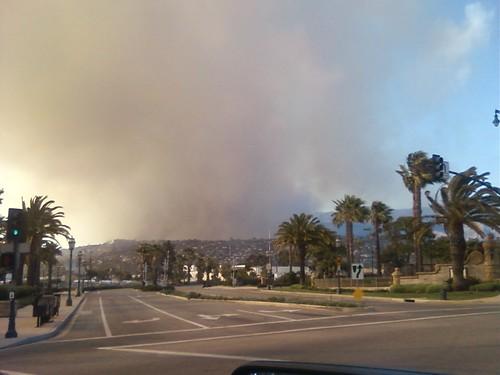 Jesusita fire, Santa Barbara CA