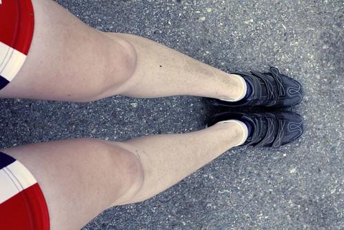 70-Mile Ride Legs