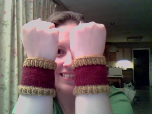 webcam wristers