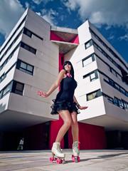 Lara (Thomas Cristofoletti's stock photography) Tags: madrid lara campo strobes e510 1260 myfavoritephoto theturntable ensanchedevallecas