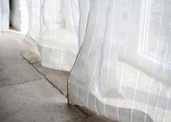 (Peonies and Polaroids) Tags: summer white wind curtains breeze sheer argyllscotlandholidaywestcoastcottagecrearkilberry