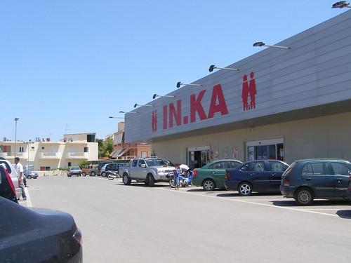 inka supermarket agious apostolous hania chania