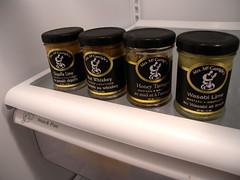 gourmet mustard