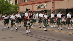 Clan MacAlpine pipes & drums