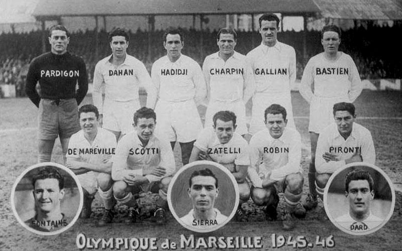 marseille 1945-46