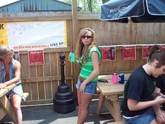 103_1203 (bruce98driver) Tags: ohio party 3 hot sexy beer three tits shots indy mini skirt racing clevage short wife shorts 500 carrie jello cleavage oaks 2009 tiffin stineys robenalt