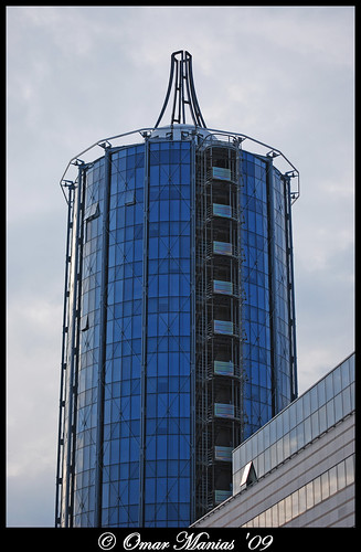 The T hotel tower