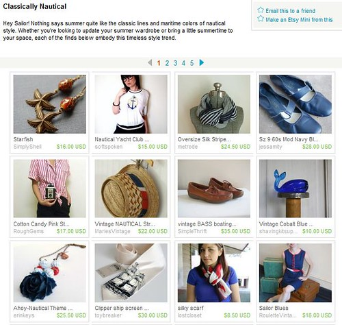etsy nautical gift guide