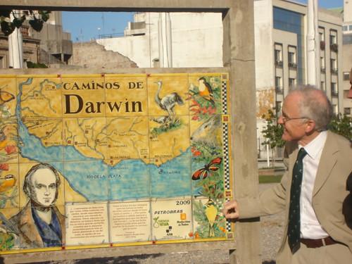 Tataranieto de Darwin