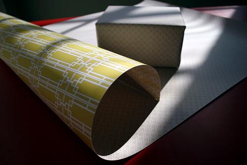 Tissot Gift Wrap