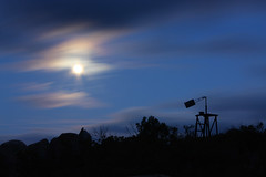 old-windmill-at-night (surfingpl) Tags: california ranch moon windmill boulevard kitlens fullmoon xsi