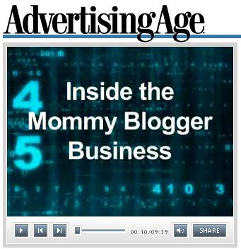 Inside the Mommy Blogger Business 1