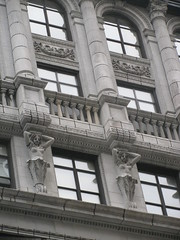 Fifth Avenue Caryatids by edenpictures, on Flickr