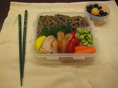 Bento Box Lunch by Shelley