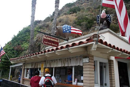 Catalina - Island Rentals