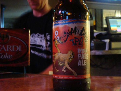 Snake Dog India Pale Ale...