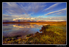 Morning at the Alkaline Ponds (James Neeley) Tags: california sunrise mammothlakes hdr sierranevadamountains easternsierra 5xp shdr aplusphoto jamesneeley mountainhighworkshops