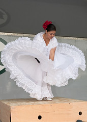 Mexican Zapateo Balet, Folklorico Quetzalcoalt (Brooklyn Arts Council) Tags: park newyork brooklyn circle mexico dance performance arts free event workshop sunsetpark bac traditionaldance folkfeet brooklynartscouncil folkloricoquetzalcoatl mexicanzapateo