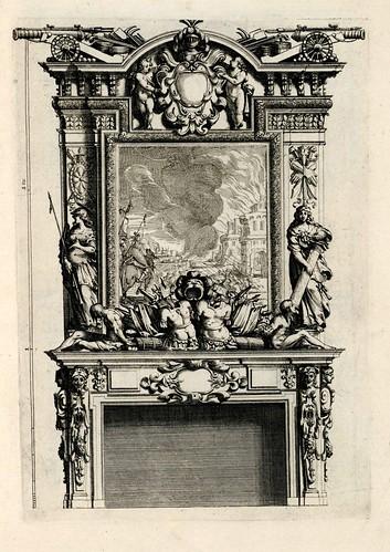 007-Livre d'architecture d'autels, et de cheminees- Barbet Jean-1633- © Institut national d'histoire de l'art