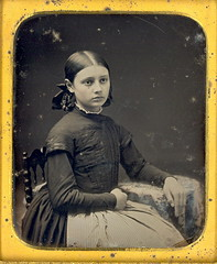 Facing Light (Mirror Image Gallery) Tags: victorian daguerreotype prettygirl