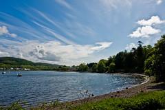 Ardmucknish Bay, Dunbeg, Scotland (www.bazpics.com) Tags: trip sky cloud mountain holiday water landscape island bay scotland boat scenery view urlaub hill scottish highland scot valley oban loch ecosse dunbeg barryoneilphotography adrmucknish