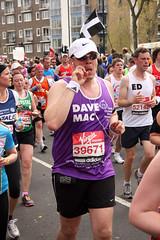 Virgin London Marathon 2010 (42run) Tags: 39671 52142 lm10 42run