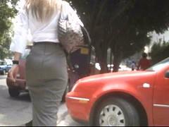 4 falda (culomaniacos) Tags: en 1 culo calles larga traseros culos falda nalgas culitos callejeros nalgotas nalgona fundillos
