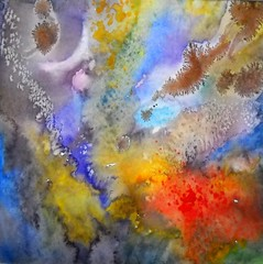 ART: abstract Watercolour :....PURE MAGIC... (Nadia Minic) Tags: travel abstract art interestingness nadia europe space aquarelle magic watercolour colourful luxembourg farbig cosmos color abstrait aquarell contemporain minic magique innerworld conemporain innerewelt aquarelliste verzauberung nadiaminic nadiaart floatingideas mondemagique luxembourgart artistepeintreluxembourg