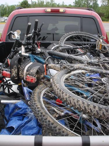 Muddy Bikes