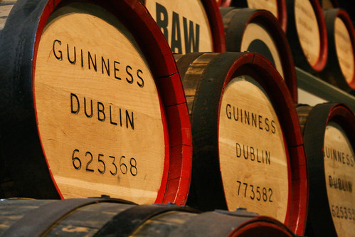 Guinness Storehouse by ccharmon, on Flickr