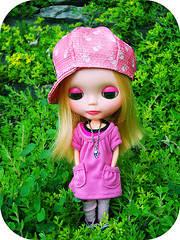 Bibi in Pink